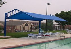 PARKING SHADE STRUCTURE from MUSTAFA & PARTNERS INDUSTRY LLC