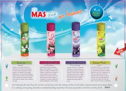Air Freshener in U.A.E from AL MAS CLEANING MAT. TR. L.L.C
