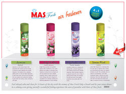 Air Freshener in GCC from AL MAS CLEANING MAT. TR. L.L.C