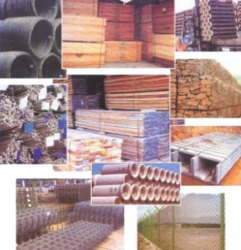 BUILDING MATERIAL SUPPLIERS from FALCON TRADERS