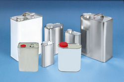 Cans manufacturer & suppliers UAE from DAYAL METAL CONTAINERS FACTORY LLC