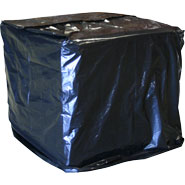 Black Pallet Covers in UAE from AL BARSHAA PLASTIC PRODUCT COMPANY LLC