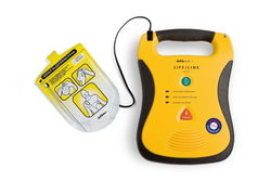 Defibtech LifeLine AED Defibrillator  from KREND MEDICAL EQUIPMENT TRADING LLC