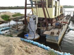 DREDGE PUMP FOR SAND EXTRACTION