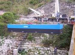 MODULAR DESIGN DREDGING PONTOON from ACE CENTRO ENTERPRISES