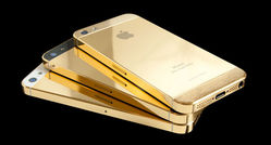 gold plating on iphone and ipad from AL ASHRAFI TRADING LLC