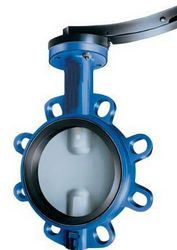 Butterfly Valves Oman from AL ROUBA ENT.& TRAD. LLC