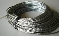 Stainless Steel Wire from UDAY STEEL & ENGG. CO.