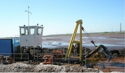 LADDER DREDGER