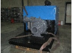 DREDGE PUMP BOOSTER