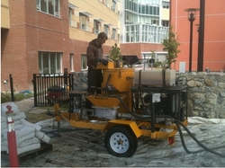 GROUND WATER CONTROL GROUTING EQUIPMENT