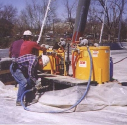 POST TENSIONING GROUT PUMP from ACE CENTRO ENTERPRISES