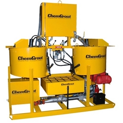CHEMGROUT COLLOIDAL MIXERS AND GROUTING EQUIPMENT