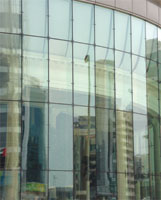 FRAMELESS GLASS STRUCTURAL SYSTEM from SOMAR ALUMINIUM & GLASS MANUFACTURING CO.(SAMCO)