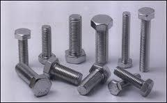 304 Stainless Steel Fasteners from UDAY STEEL & ENGG. CO.