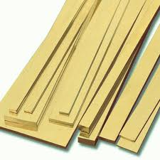 Brass Flats from STEEL MART