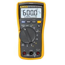 FLUKE 110 SERIES DIGITAL MULTIMETERS from SIS TECH GENERAL TRADING LLC