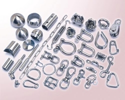 STAINLESS STEEL MARINE HARDWARE from PIPLODWALA HARDWARE TRADING L.L.C