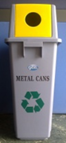 PLASTIC RECYCLE BIN from SIS TECH GENERAL TRADING LLC