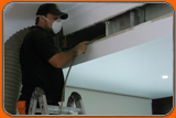 A/C Duct Cleaning in Abu Dhabi from MAGIC TOUCH DEVELOPMENT BUILDING CLEANING