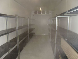 FREEZER & CHILLER ROOMS