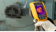 Fluke Thermal Imager from VIBSPECTRUM INTERNATIONAL L.L.C.