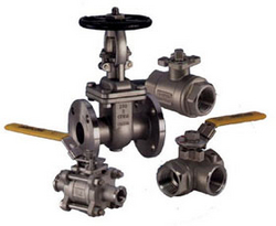 Ball valve from TECHNOMAX MIDDLE EAST ENGINEERING L L C