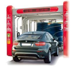 ISTOBAL Automatic Car wash Machine - GHANIM TRADING DUBAI UAE +97142821100 from GHANIM TRADING LLC