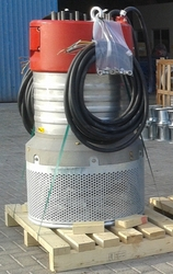 Grindex 10-inch Submersible Drainage Pump from LEO ENGINEERING SERVICES LLC