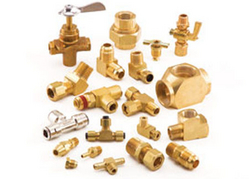 Brass Adaptors from FRIENDLY TRADING & CONTRACTING W.L.L.