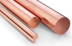 Copper Bars from FRIENDLY TRADING & CONTRACTING W.L.L.