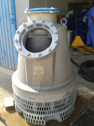 Flygt 10-inch Submersible Drainage Pump from LEO ENGINEERING SERVICES LLC