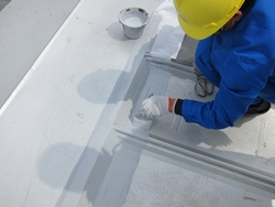 ROOF WATER PROOFING SYSTEM from AJS TECHNICAL SERVICES