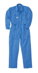 Long sleeves coverall clothes