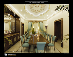 interior decorators from AL ARABI GYPSUM & FALSE CEILING WORKS