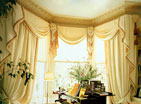 Curtains from ELEGANCE SHADES & DECOR