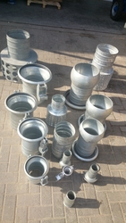 Male-Female Couplings from LEO ENGINEERING SERVICES LLC