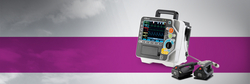 defibrillator  from PARAMOUNT MEDICAL EQUIPMENT TRADING LLC