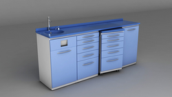 DENTAL Cabinet from PARAMOUNT MEDICAL EQUIPMENT TRADING LLC