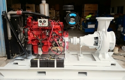 Leo High flow pump from LEO ENGINEERING SERVICES LLC