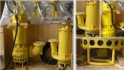 Varisco Titan Submersible agitator slurry pumps from LEO ENGINEERING SERVICES LLC