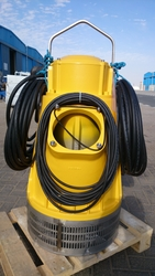 Pumpex High head drainage pump from LEO ENGINEERING SERVICES LLC