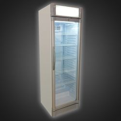SINGLE GLASS DOOR BOTTLE COOLER from SIS TECH GENERAL TRADING LLC