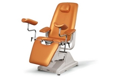 examination chair  from PARAMOUNT MEDICAL EQUIPMENT TRADING LLC