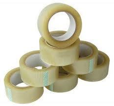 Transperant tape manufacturers from IDEA STAR PACKING MATERIALS TRADING LLC.