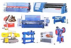 Fabrication Machines UAE from MIAMI METAL INDUSTRIES EST.