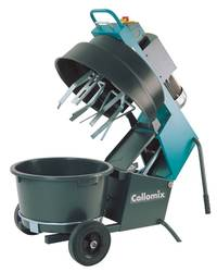 Collomatic® XM 2 - 650 forced action mixer from OTAL L.L.C