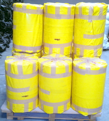Plastic Air Duct Roll in UAE from AL BARSHAA PLASTIC PRODUCT COMPANY LLC