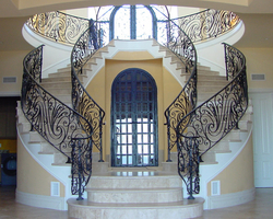 Ornamental Wrought Iron Suppliers in UAE from LINK MIDDLE EAST LTD