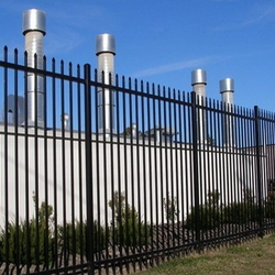 Palisade Fence System from LINK MIDDLE EAST LTD
